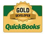 QuickBooks Gold Developer Logo